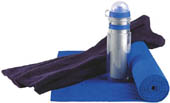 Fitness Set in Tasche