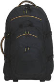 Trolley travel bag rucks. blk