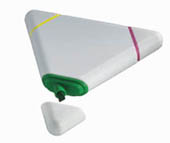 TRIANGLE TEXTMARKER 3 IN 1