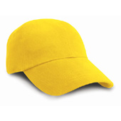 Baseballcap RC24 Flache Brushed-Cotton