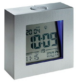 Digital radio controlled clock