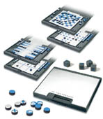 Magnetic Multi-Game  Spiele-Set