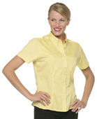 Ladies Oxford-bluse