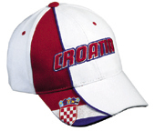 Flag Cap Croatia